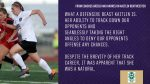 Senior Spotlight: Grils soccer and track's Kaitlin Rentmeester