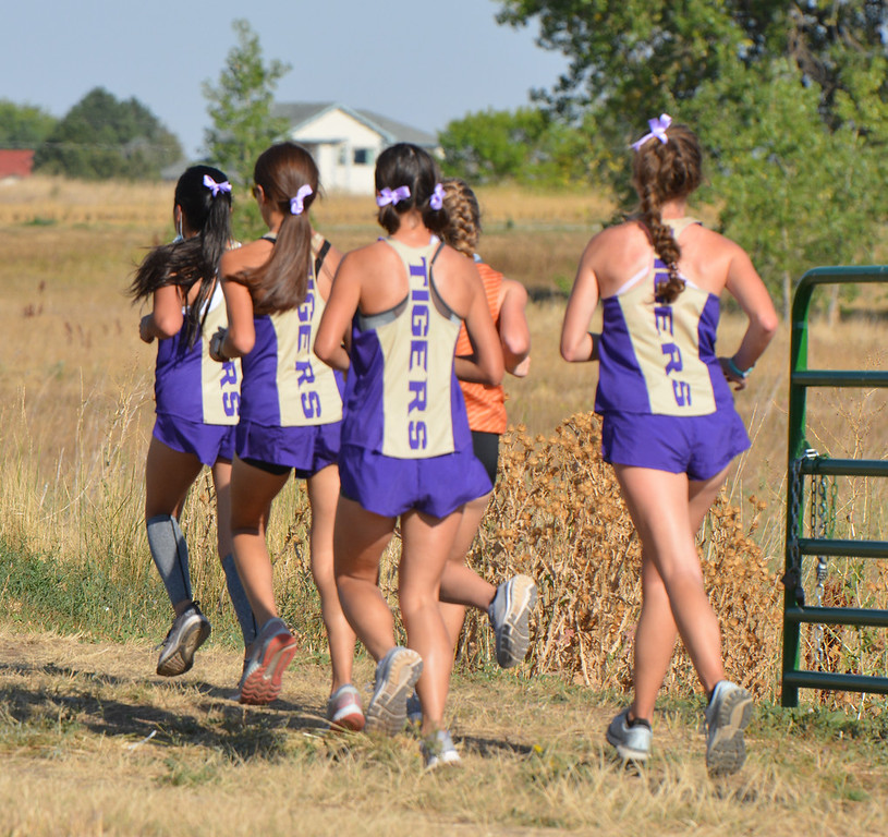 Cross country: Home meet (9/4) — Photos by Micah McCabe