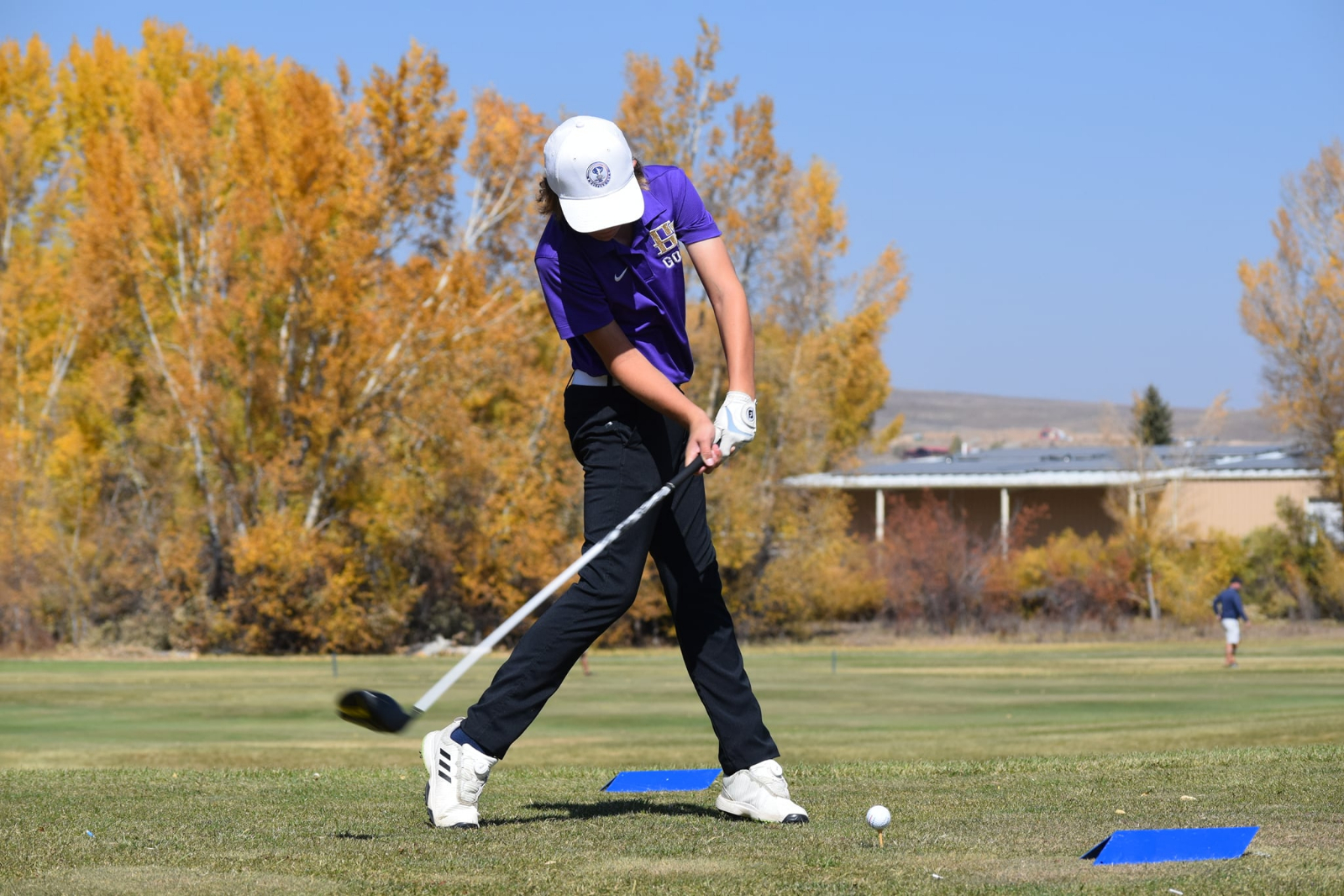 Boys golf: 3A State Tournament in Gunnison (10/5-6) — Photos by Will Wilson