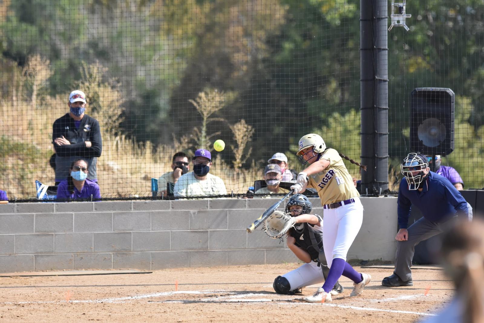 Softball: vs. Silver Creek (10/3) — Photos by Craig Caviness