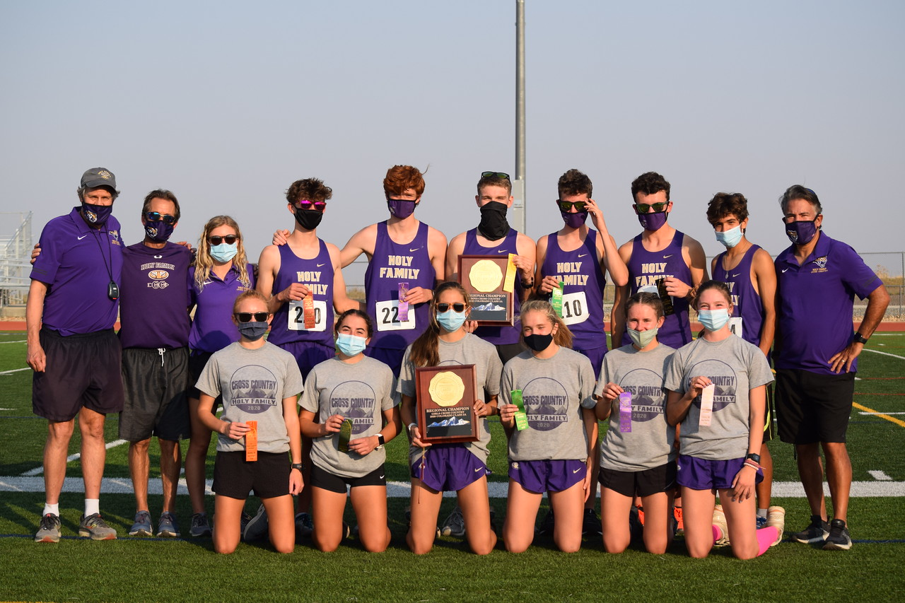Cross Country: Class 3A Region 3 (10/8)