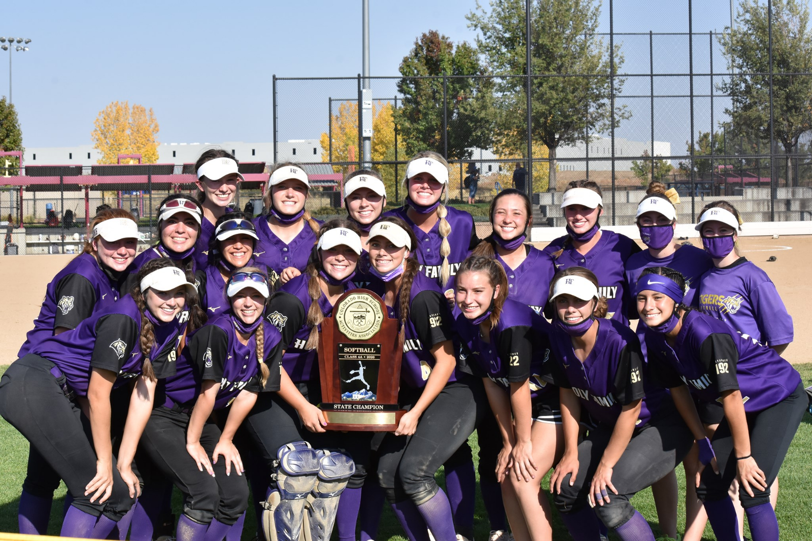 Softball: State Chamionship vs. Mead (10/10) — Photos by Craig Caviness