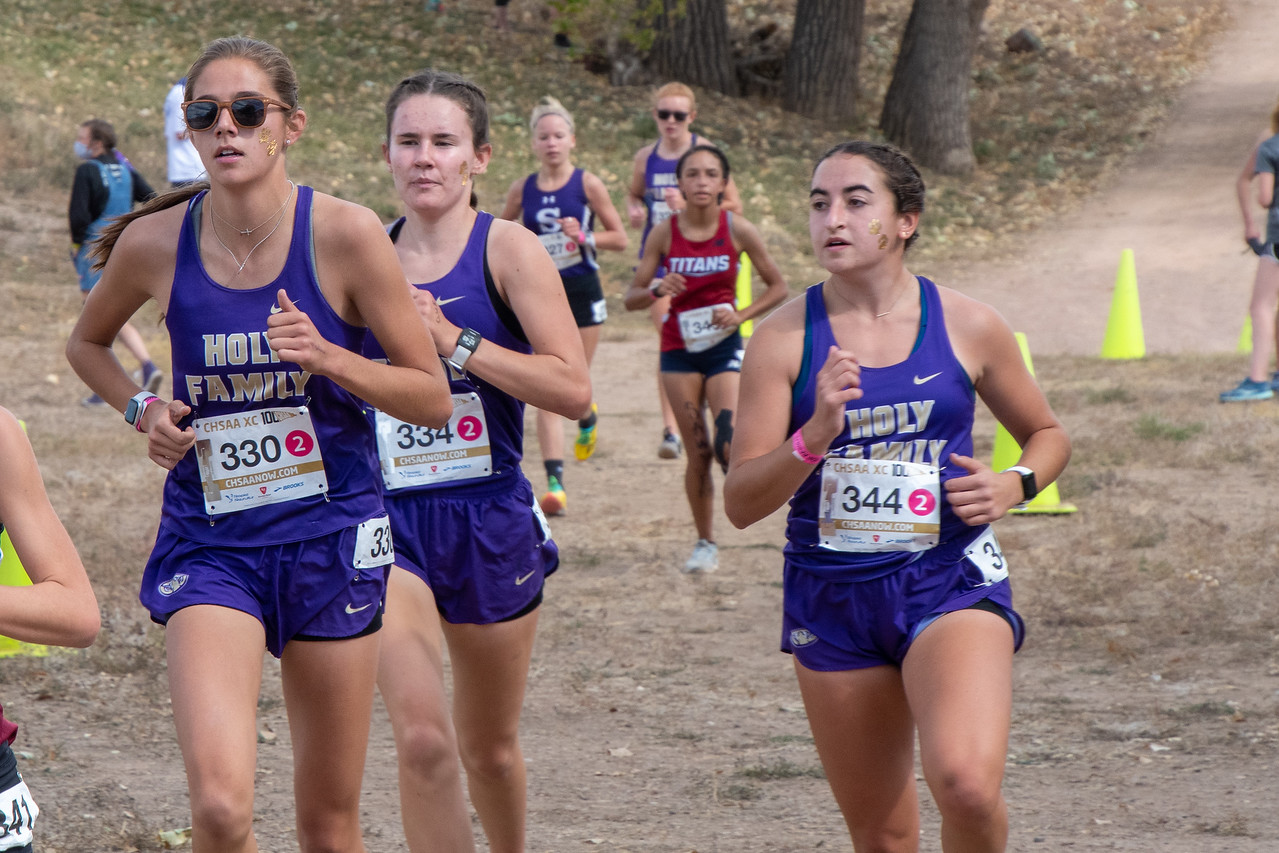 Cross country: State Meet (10/17)