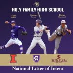 Baseball: Tigers have three DI commits