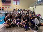 Girls swimming: Records fall in Tigers opening meet of the season
