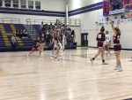 Basketball: Girls shake off the rust to beat Berthoud