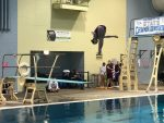 Girls swimming and diving: Tigers rally for fourth place finish
