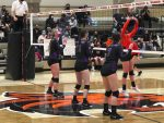 Volleyball: Tiger win season opener at Greeley Central