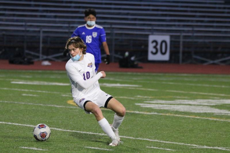 Boys soccer: at Longmont (3/24) — Photos by Patrick Kusek/Jenna McIntosh