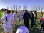 Boys soccer: Tigers fall in OT at Windsor