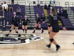 Volleyball: Tigers take 2 out of 3 in Saturday quad