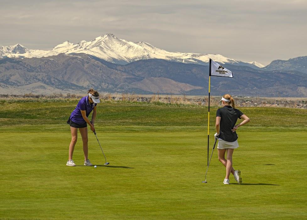 Girls golf: NCAC League Meet No. 1 — Photos by Fr. Joe Grady