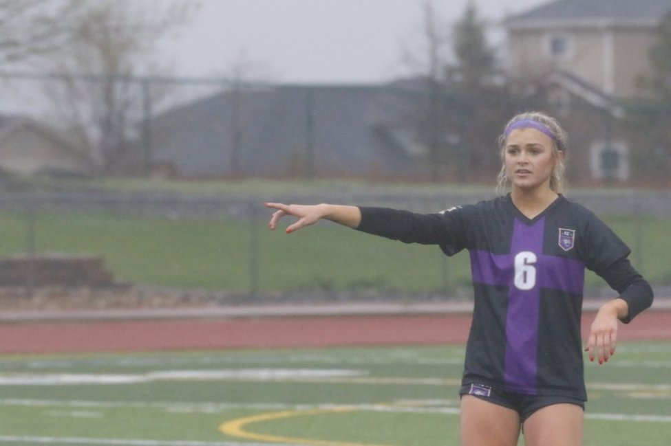 Girls soccer: vs. Erie (5/3) — Photos by Craig Whitlock