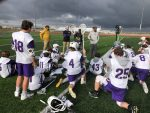 Boys lacrosse: Tigers hang on against Dawson for victory No. 1