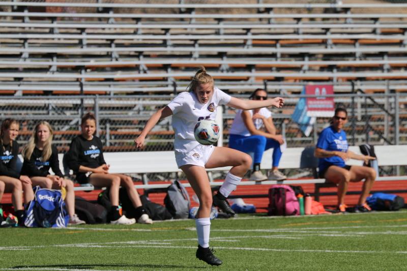 Girls soccer: at Longmont (5/12) — Photos by Patrick Kusek