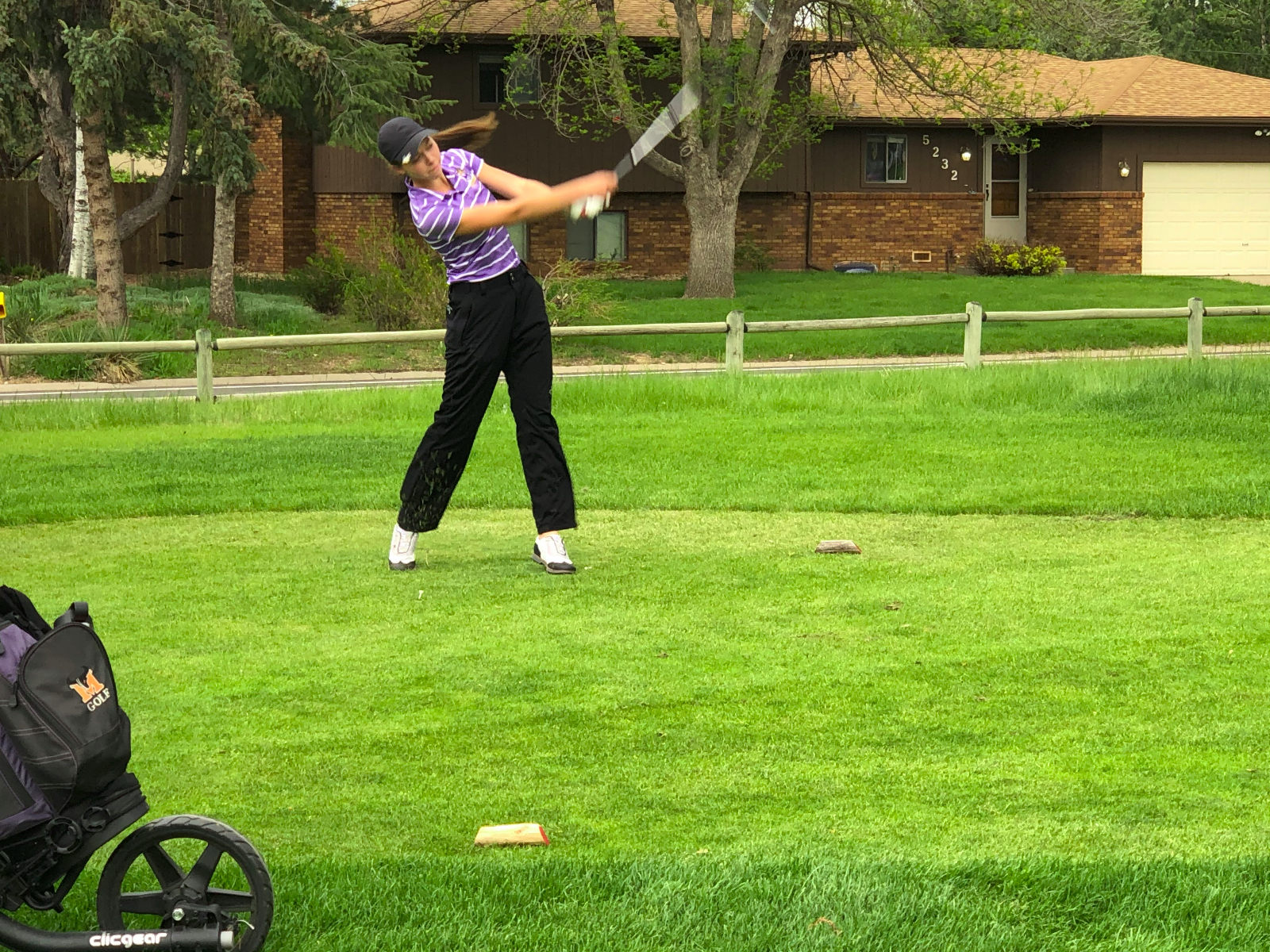 Girls golf: Mason goes low and wins again in Greeley