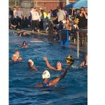 Clayton Valley High School Girls Varsity Water Polo beat College Park High School 6-4
