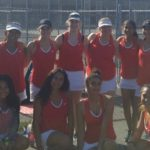 Clayton Valley Charter High School Girls Varsity Tennis beat Alhambra High School 6-3