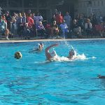 Clayton Valley Charter High School Girls Varsity Water Polo beat Concord High School 10-8