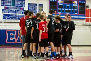 Boys Volleyball Varsity 3-7-2017
