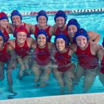 Varsity Girls Water Polo go 4-1 at Sierra Shootout