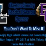 Come support the Wildcats Football Team