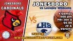 JV and Varsity Basketball Games