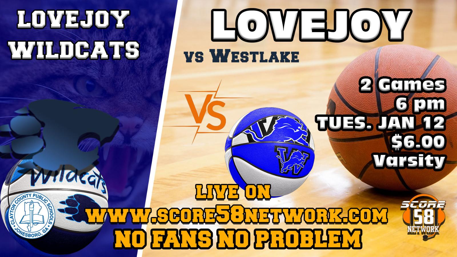 Lovejoy vs Westlake