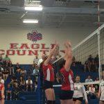 Springstead High School Girls Junior Varsity Volleyball falls to J W Mitchell High School 3-0