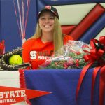 K. Woodall Signs with NC State