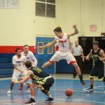 Springstead High School Boys Varsity Basketball falls to Land O Lakes High School 64-54