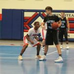 Springstead High School Boys Varsity Basketball falls to Nature Coast Technical High School 50-49