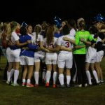Girls Varsity Soccer Clinches 19th County Title with 3-1 Win over Nature Coast