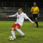 Springstead High School Boys Varsity Soccer beat Hudson High School 4-0