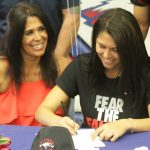 Kim Gibson Signs with Florida College
