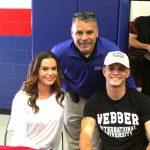 Jordan Wright Signs with Webber Int. Univ.