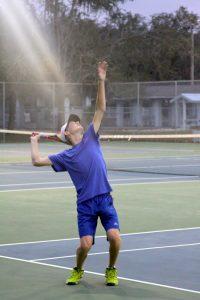 Boys Tennis vs Ocala Forest