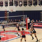 Springstead High School Girls Junior Varsity Volleyball beat Seven Rivers 2-1