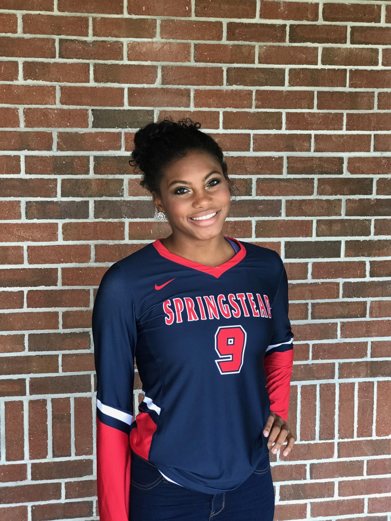 Alexis Thompson – Springstead's 2018 Female Athlete of the Year