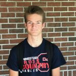 John Parker – August Male Athlete of the Month