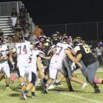 Springstead High School Varsity Football falls to Mitchell 28-7