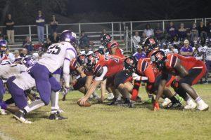 Football Senior Night vs. Hernando