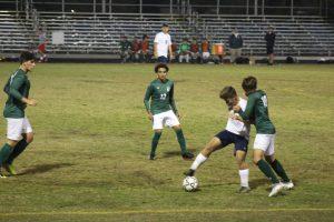Boys Soccer vs Tampa Catholic