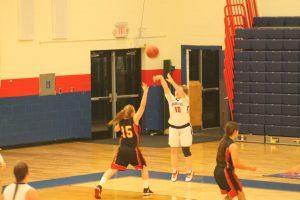 Girls Basketball vs. Hudson