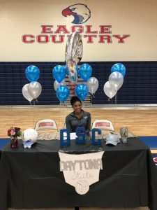 Alexis Thompson Signs with Daytona State College