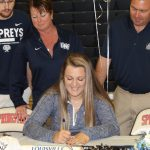 Paige Pfent Signs with Univ. of North Florida