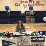 Paige Pfent Signs with Univ. North Florida