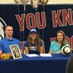 Erica Hiller Signs with Shorter University(D2)