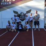 """Eagles Represent """"The Stead"""" In Tallahassee at FSU Relays"""