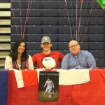 Luke Howard Signs With Florida College
